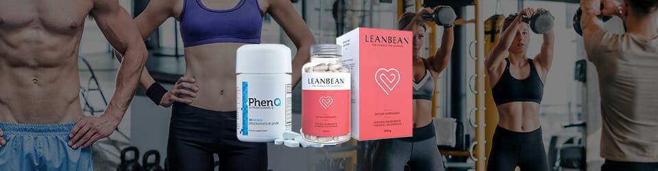 FAQ Banner with LeanBean and PhenQ
