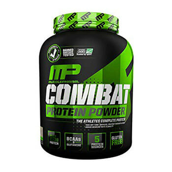MusclePharm Combat Protein Powder Product