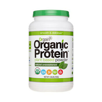 Orgain Organic Plant-Based Protein Powder Product