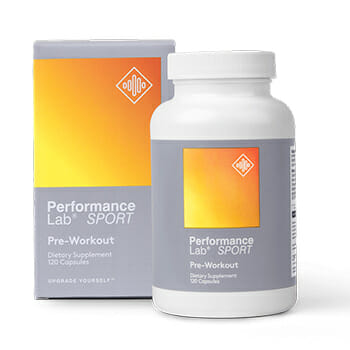 Performance Lab Sport Pre Workout Product Thermogenic PreWorkout