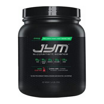 Pre JYM Pre Workout Powder Product