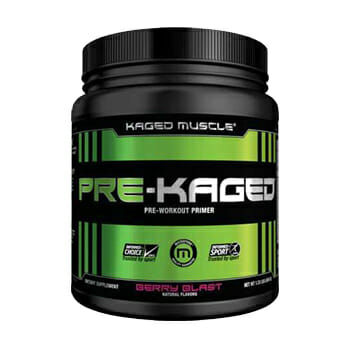 Pre-Kaged Pre Workout Primer Product