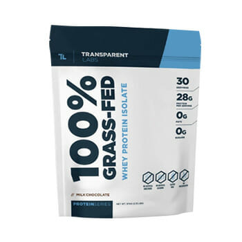 ProteinSeries 100 Grass-fed Whey Protein Isolate Product