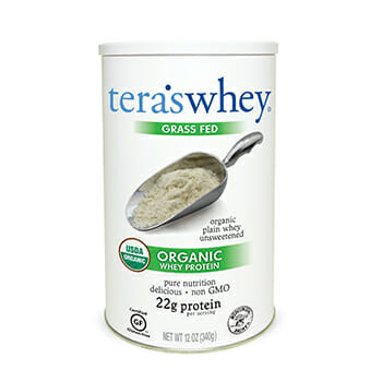Tera's Whey Organic Protein Product