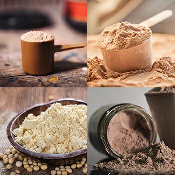 4 varieties of Proteins