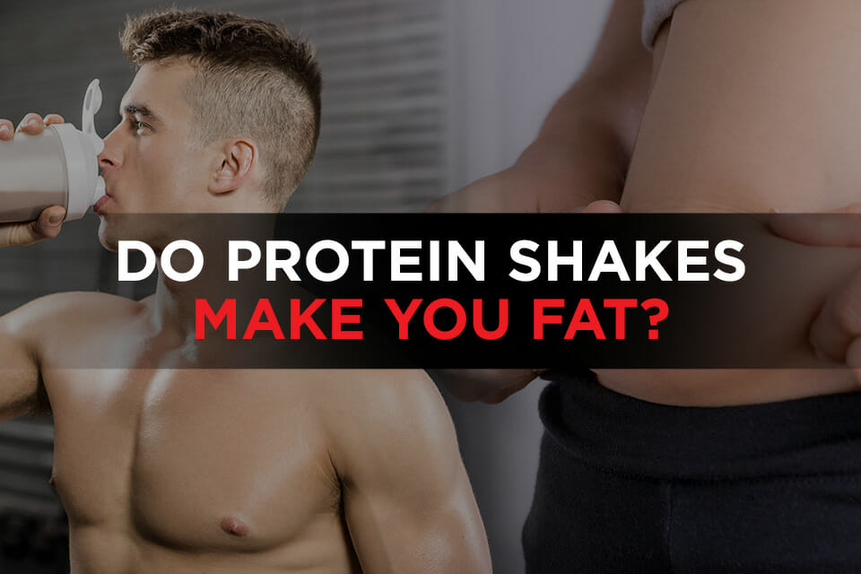 Do Protein Shakes Make You Fat Featured Image