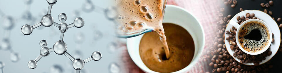 protein and coffee