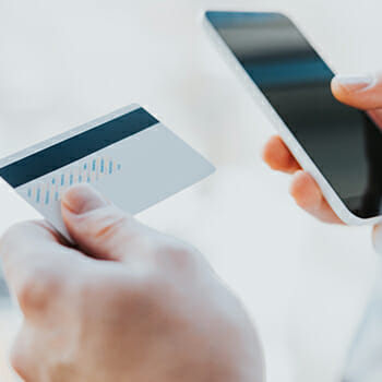 Paying By Card