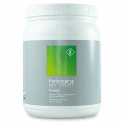 PerformanceLab Organic brown rice protein concentrate product