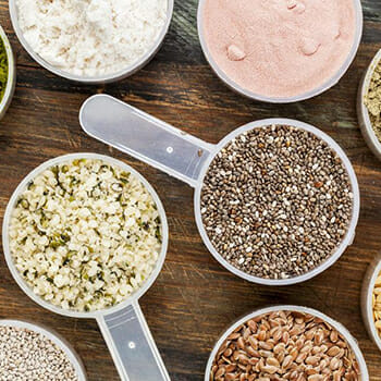 High Quality Of Protein Ingredients