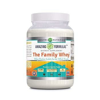 Amazing Nutrition The Family Whey Product