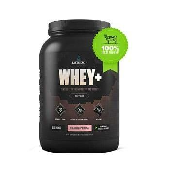 Legion Whey+ Protein