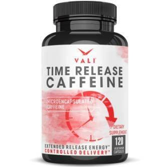 Time Release Caffeine Pills 150x150