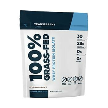 Transparent Labs ProteinSeries