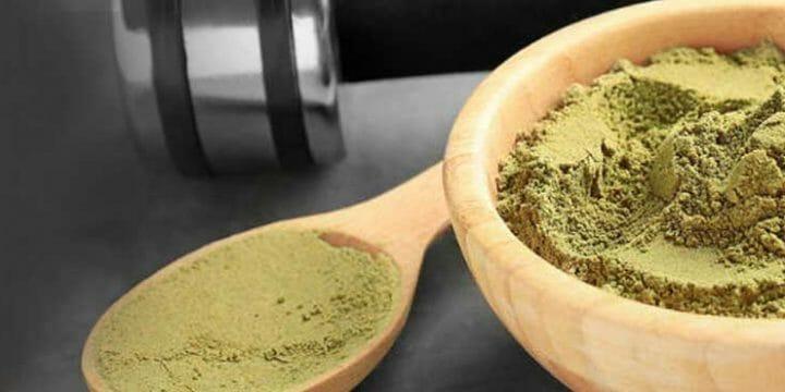 protein powder mix