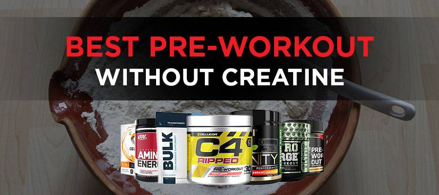 Best Pre Workout Without Creatine Featured Image