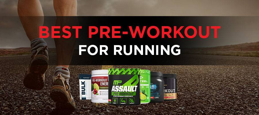 Best Pre Workout for Running Featured Image