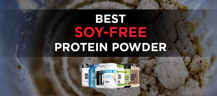 Best Soy Free Protein Powder Featured Image