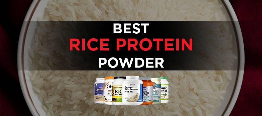 Best Rice Protein Powder - Featured