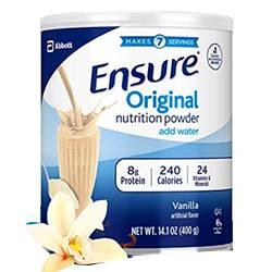 Ensure Original Nutrition Protein Powder