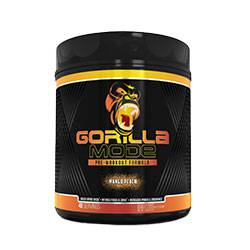 Gorilla Mode Pre-Workout Product