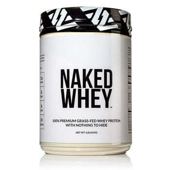 Naked Whey Grass Fed Whey Protein
