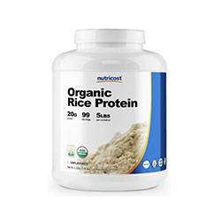 Nutricost Organic Rice Protein