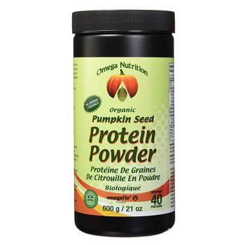Omega Nutrition Pumpkin Seed Protein Powder