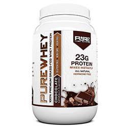 Pure Whey Grass-Fed Whey Protein Powder