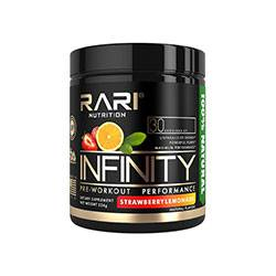 RARI Nutrition Infinity Pre Workout Powder Product