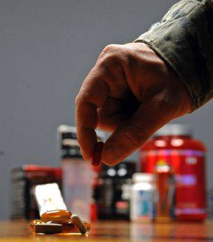 caffeine pills and pre workout supplements