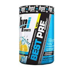 BPI Sports Ketogenic Pre-Workout Supplement