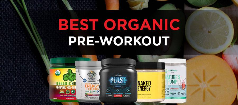 Best Organic Pre-Workout Featured Image