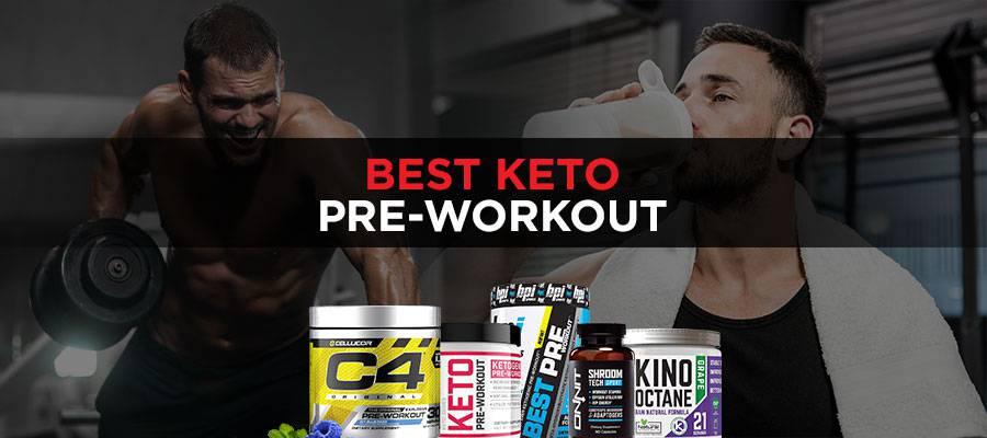 5 Best Keto Pre-Workout Supplements