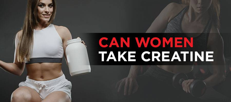 Can women take creatine Featured image