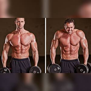 Barbell And Dumbbell Shrugs