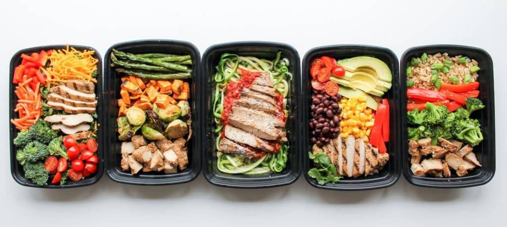 Meal Prep 5 containers