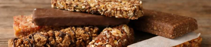 meal replacement bars banner