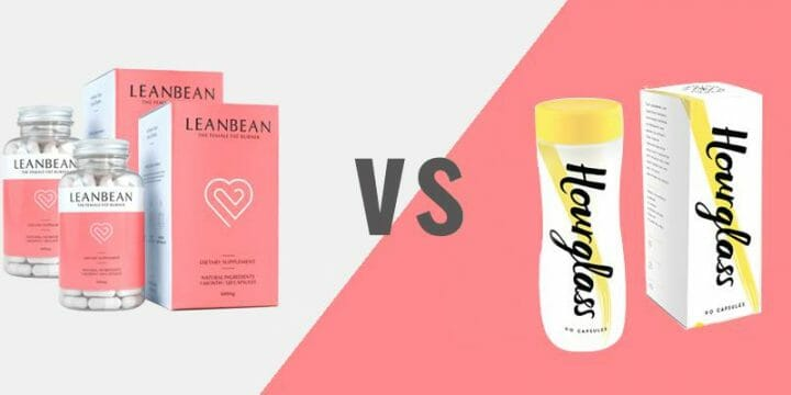 Leanbean vs Hourglass featured