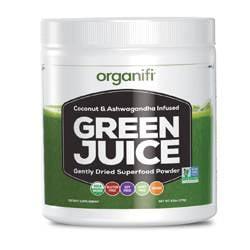 Organifi green powders