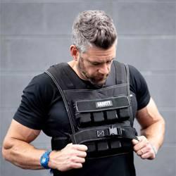man wearing vest thumb