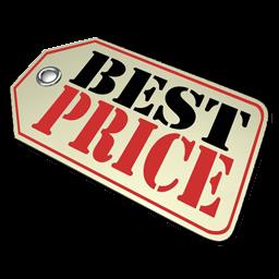 price thumb