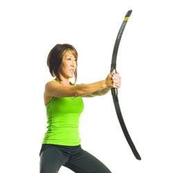 woman using bodyblade