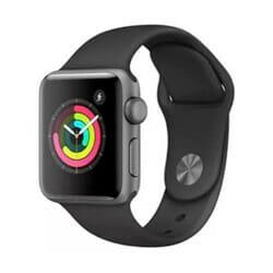Apple Watch thumb