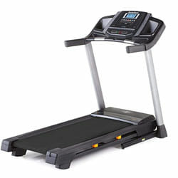 nordictrack-t-series featured as one of the best folding treadmills