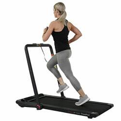 sunny health fitness best folding treadmill