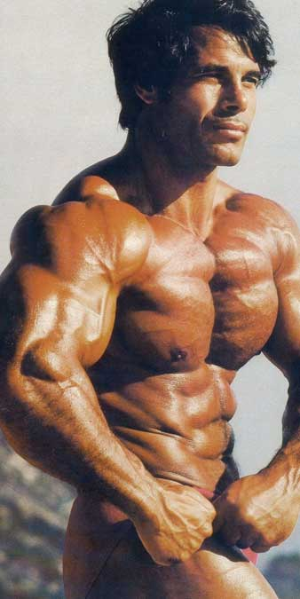 francis columbu portrait mr olympia