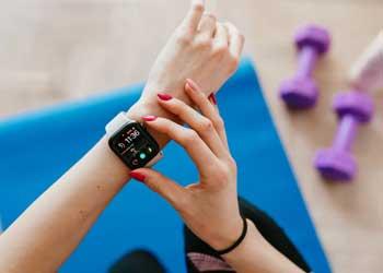 smart watch workout activity