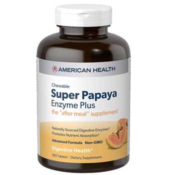 American Health Super Papaya Enzyme