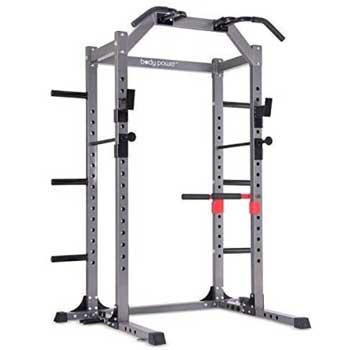 Body Power Deluxe Rack Cage